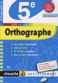 Fabienne Sauve - Orthographe 5e.