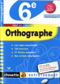 Fabienne Sauve - Orthographe 6e.