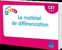 Fabienne Schramm - Classe Maths CE1 - Matériel de différenciation pour 6 élèves.