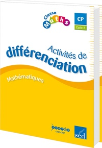 Fabienne Schramm - Classe Maths CP Cycle 2 - Activités de différenciation.