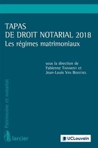 Tapas de droit notarial - Les régimes matrimoniaux.pdf
