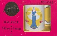 Fabienne Tanti - Mug astro Balance - 23 septembre-22 octobre.