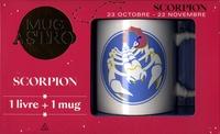 Fabienne Tanti - Mug astro Scorpion - 23 octobre-22 novembre.