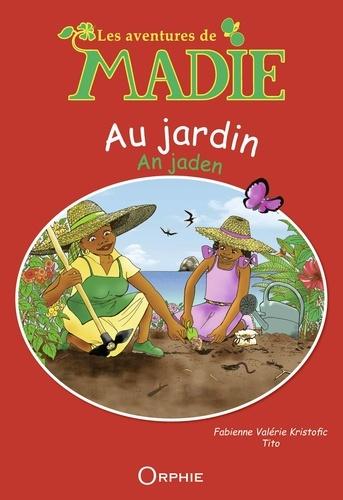 Fabienne Valérie Kristofic et Christophe Relouzat - Au jardin.