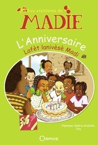 Fabienne Valérie Kristofic et Christophe Relouzat - L'anniversaire.