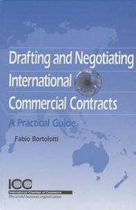 Fabio Bortolotti - Drafting and negotiating international commercial contracts.