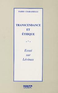 Transcendance et éthique - Essai sur Lévinas.pdf