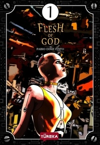 Fabio Diniz Pinto - Flesh of God Tome 1 : .