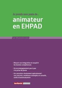 Fabrice Anguenot et Joël Clérembaux - Je prends mon poste d'animateur en EHPAD.