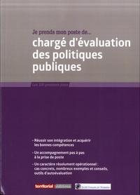 Fabrice Anguenot et Joël Clérembaux - Je prends mon poste de Chargé d'évaluation des politiques publiques.