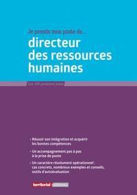 Fabrice Anguenot et Christian Bouquillon - Je prends mon poste de directeur des ressources humaines.