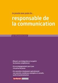 Fabrice Anguenot et Joël Clérembaux - Je prends mon poste de responsable de la communication.