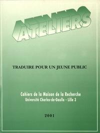 Fabrice Antoine - Traduire pour un jeune public.