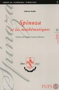 Openwetlab.it Spinoza et les mathématiques Image