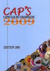 Fabrice Baila - CAP's capsules de champagne - Catalogue de cotation.