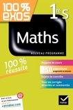 Fabrice Barache et Raphaël Bauer - 100% exos Maths 1re S.