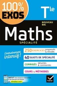 Fabrice Barache et Sophie Barache - Maths Tle générale (spécialité) - exercices résolus - Nouveau bac Terminale.