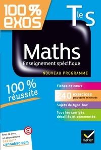 Fabrice Barache et Sophie Barache - Maths Tle S Enseignement spécifique - Exercices résolus - Terminale S.