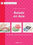 Fabrice Besse et Corinne Lacroix - Balade en Asie.