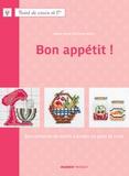 Fabrice Besse et Marie-Anne Réthoret-Mélin - Bon appétit ! - Des centaines de motifs à broder au point de croix.