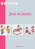 Fabrice Besse et Perrette Samouïloff - Jeux et jouets - Des centaines de motifs à broder au point de croix.