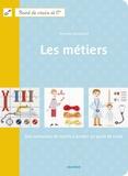 Fabrice Besse et Perrette Samouïloff - Les métiers - Des centaines de motifs à broder au point de croix.