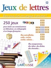 Fabrice Bourdier et Jean-Michel Jakobowicz - Jeux de lettres - Etes-vous fort en langue française ?.