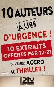 Fabrice Bourland et Harlan Coben - 10 auteurs à lire d'urgence ! - extraits offerts.