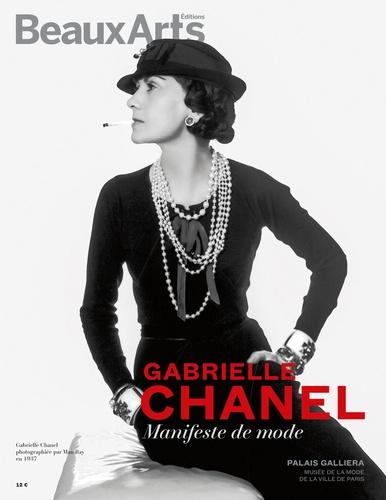 Fabrice Bousteau - Gabrielle Chanel - Manifeste de mode.