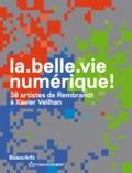 Fabrice Bousteau et Judicaël Lavrador - La belle vie numérique ! - 30 artistes de Rembrandt à Xavier Veilhan.