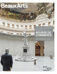 """Fabrice Bousteau - La collection Pinault à la Bourse de Commerce - """"Ouverture""""."""