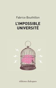 Deedr.fr L'impossible université Image