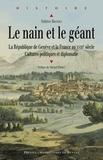 Fabrice Brandli - Lenainetlegéant - LaRépubliquedeGenèveetlaFranceauXVIIIe siècle - Cultures politiques et diplomatie.