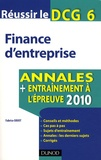 Fabrice Briot - DCG 6 Finance d'entreprise.