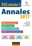 Fabrice Briot - DCG Année 2 - Annales 2017 - 2e éd - DCG 2 - DCG 4 - DCG 6 - DCG 10.