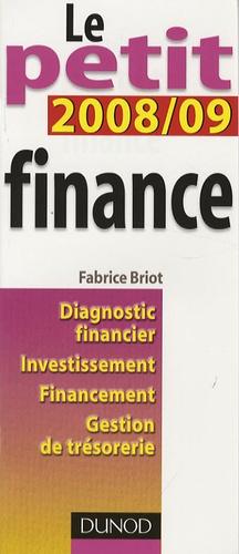 Fabrice Briot - Le petit finance.