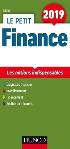 Fabrice Briot - Le petit Finance - Les notions indispensables.