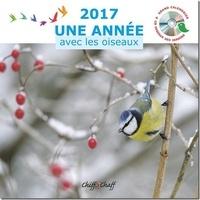 Fabrice Cahez et Marco Pantanella - 2017, Une Année avec les Oiseaux. 1 CD audio