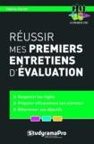 Fabrice Carlier - Réussir mes premiers entretiens d'évaluation.