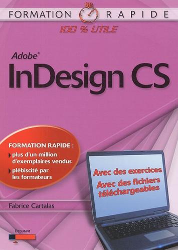 Fabrice Cartalas - InDesign CS.