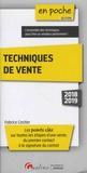 Fabrice Castier - Techniques de vente.
