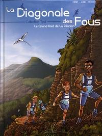 Fabrice Cifré et Guillaume Albin - La Diagonale des fous - Le Grand Raid de La Réunion.