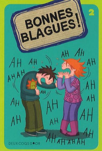 Fabrice Colin et Virgile Turier - Bonnes blagues ! - Tome 2.