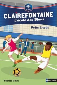 Histoiresdenlire.be Clairefontaine - L'école des Bleus Tome 5 Image