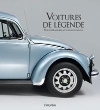 Téléchargez gratuitement votre livre en ligne Voitures de légende  - Plus de 100 modèles mythiques en photos (Litterature Francaise)