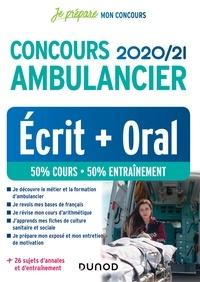 Fabrice de Donno et Corinne Pelletier - Concours Ambulancier 2020/21 - Ecrit + Oral.
