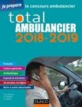 Fabrice de Donno et Corinne Pelletier - Total Ambulancier 2018-2019 - Concours Ambulancier.