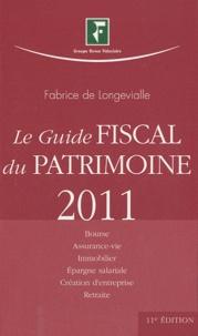 Deedr.fr Le Guide Fiscal du Patrimoine 2011 Image