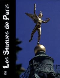 Fabrice de Rotrou - Les statues de Paris.