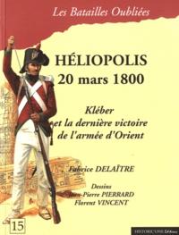 Accentsonline.fr La bataille d'Héliopolis - 20 mars 1800 Image
